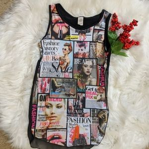 FLASH SALE! $5 579 brand tank top sz xs